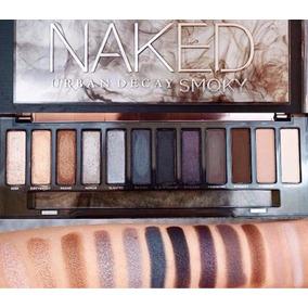 Paleta De Sombras Naked Smoky Pronta Entrega!