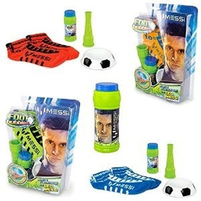 Messi Footbubbles Juego Burbuja Media Int Ub000802 Original