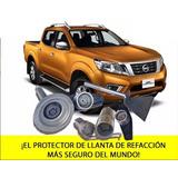 Llanta Refacción Nissan Frontier Kit Seg - Envío Gratis!
