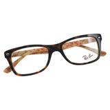 b45db27daa290 Armação De Óculos Ray-ban Rb 5228 5057 53-17 140