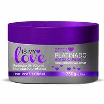 Btox Matizador Is My Love Amor Platinado Redutor De Volume