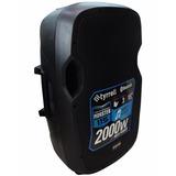 Parlante Bluetooth Tyrrell 15 2000w Monster 115