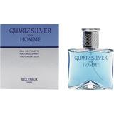 Perfume Quartz Silver Pour Homme Eau De Toilette 30 Ml