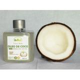 Óleo De Coco Da Praia - Natural- 100% Puro- 300ml
