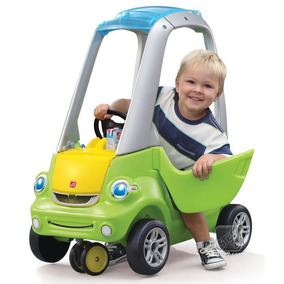 Carrito Montable Infantil Niño Step 2 Coupe Easy Turn