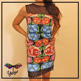 Vestido, Ropa Con Diseño Mexicano Unico