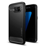 Forro Samsung Galaxy S7 Edge Spigen Rugged Armor