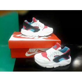 Zapatillas Nike Huarache Para Niñas