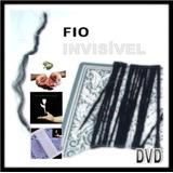 Fio Invisível Mágica C/vídeo Dvd