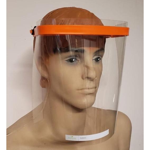 Mascara Facial Reutilizable Barrera Sanitaria Acetato