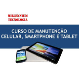 Curso Manutenção Smartphones Celulares E Tablets 25 Dvds A49