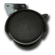 Pack X 4 Rueda Dual Bronzen Con Base Giratoria 40mm