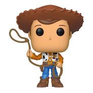 Disney Toy Story 4 - Boneco Pop Funko Woody #522