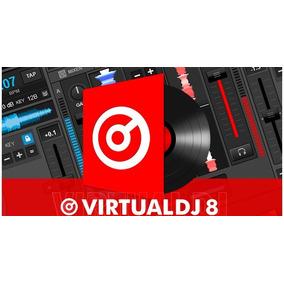 Virtual Dj 8.2 Con Licencia Permanente Activa