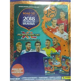 Kit Cards Fifa World Cup Russia 2018 Copa Do Mundo 2018