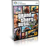 Grand Theft Auto V Gta 5 Original Pc Rockstar - Online