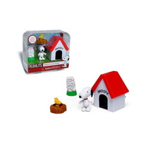 Set Figuras + Accesorios De Juguete Disney Snoopy