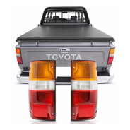 Par Lanterna Traseira Hilux Pickup 98 99 2001 2002