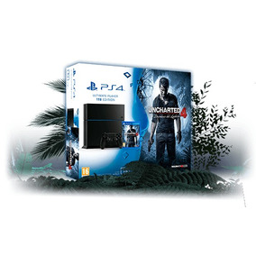 Tucuman Play Station 4 500gb Uncharted 4 Envio S/c Tucuman