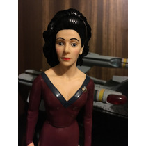 Star Trek Deana Troi 18 Cm Muñeca