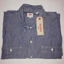 Levis Camisa Talla L Para Caballero 100% Original
