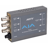 Conversor De Video Aja Hd10a Video Componentes A Hd/sd-sdi