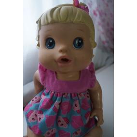 Baby Alive Cuida De Mim Antiga Bonecas Baby Alive No