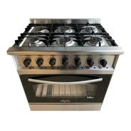 Cocina Industrial Fornax Versatil Fit 82  6 H  Puerta Vidrio