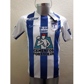 Nuevo Jersey Playera Pachuca Local 2018 Honda, Puch