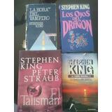 Libros De Stephen King Tapa Dura Y Tapa Blanda