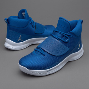 Bota Nike Jordan Super.fly 5 Po Azul 2017