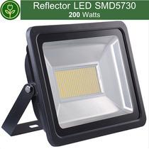 Reflector Led 200w Sdm 5730 Lampara Exterior Ip65 Industrial