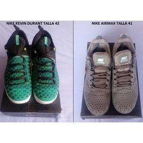 9cafc707aac53 Precio. Publicidad. Anuncia aquí · Zapatillas Nike Kevin Durant Talla  42 nike Airmax Talla 41