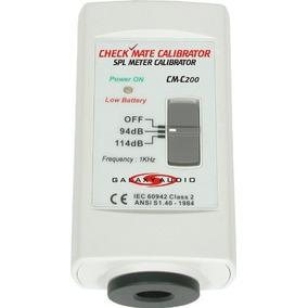 Cm-c200 Calibrador Para Medidor Spl, Cm-c200, Medidor De Au