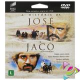 Dvd Filme A Historia De José E Jacó Cód. 29732
