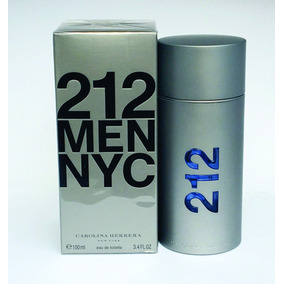 Perfume 212 Men Ny 100ml Original Importado Eua