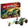 Juguete Lego Ninja Go Jungle Racer