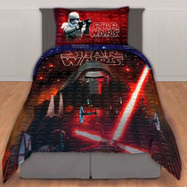 Set Star Wars Cover - Quilt Y Sabanas Piñata 1 1/2 Plazas