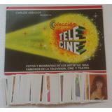 Album Tele-cine Todas 320 Estampas Cantantes Y Artistas 90