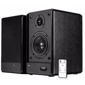 Caixa De Som Microlab Solo 5c - 80w Rms Para Estudio Monitor