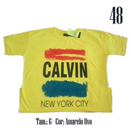 Camiseta Masculina Multimarcas Marca Estampada Blusa Masculi