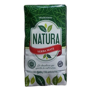 Yerba Mate Natura 1 Kg Tradicional Misiones Obereña Premium