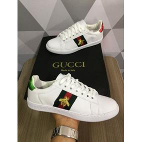714882de6530b Tenis De Gucci Feminino