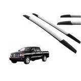 Rack Longarina Teto Decorativa Dodge Dakota Cabine Dupla
