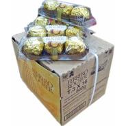 48 Ferrero Rocher -muy Buen Precio En La Golosineria-