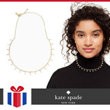 Kate Spade Collar Chantilly Charm Wbruc953 - Original Nuevo