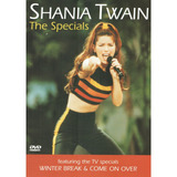 Dvd Shania Twain - The Specials (928276)