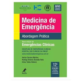 Livro Emergências Clínicas Abordagem Prática - Usp