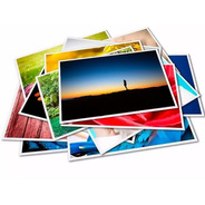 Papel Fotográfico A4 Glossy 230g Branco 400 Folhas + Brinde