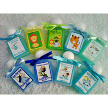 Recuerditos Gel Antibacterial Baby Shower Nacimiento Bautizo